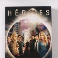 Series de TV: DVD HEROES TEMPORADA 2 COMPLETA.. Lote 199241796