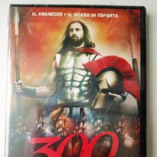 Series de TV: DOCUMENTAL DIVULGATIVO: 300 LA ÚLTIMA BATALLA + ESPARTA - 2 DVD'S. Lote 199699116