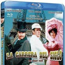 Séries de TV: LA CARRERA DEL SIGLO (BLU-RAY) (THE GREAT RACE). Lote 199720286