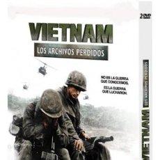 Series de TV: VIETNAM - LOS ARCHIVOS PERDIDOS (VIETNAM: LOST FILMS). Lote 199720655