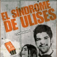 Series de TV: EL SINDROME DE ULISES DVD (7.DVD ) LA SERIE MAS VITAL QUE TE GUSTARÍA VOLVER A VER (FOTOS). Lote 199906067