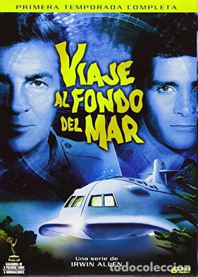 VIAJE AL FONDO DEL MAR - PRIMERA TEMPORADA COMPLETA - IRWIN ALLEN (Series TV en DVD)