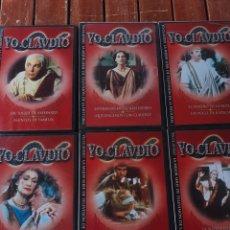 Series de TV: 6 DE LA SERIE DE TELEVISIÓN, YO CLAUDIO, 5 DVD SI ABRIR EL PRECINTO. Lote 200369711