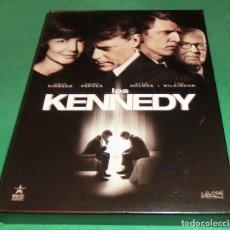 Séries TV: DVD LOS KENNEDY TEMPORADA COMPLETA - UNA SOLA VISUALIZACIÓN) IMPECABLE||| DE COLECCIONISTA. Lote 200741943