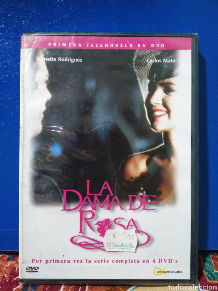 Series de TV: La dama de rosa serie de TV completa ( 228 capítulos ) - Foto 2 - 200827008