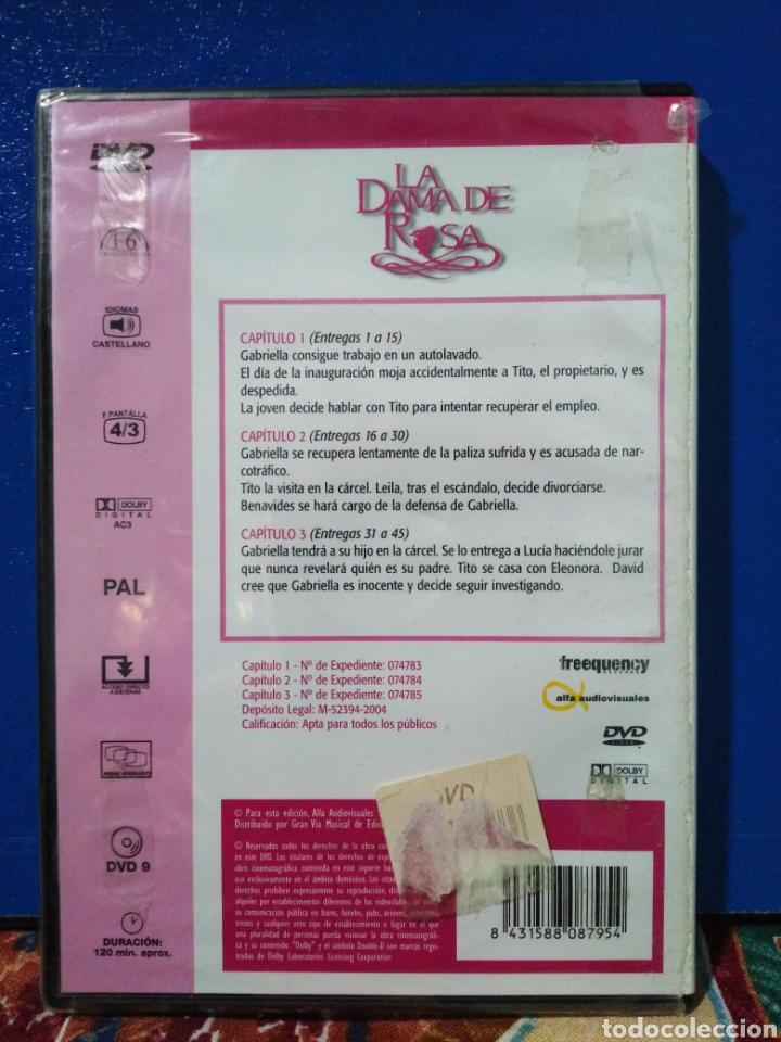 Series de TV: La dama de rosa serie de TV completa ( 228 capítulos ) - Foto 3 - 200827008