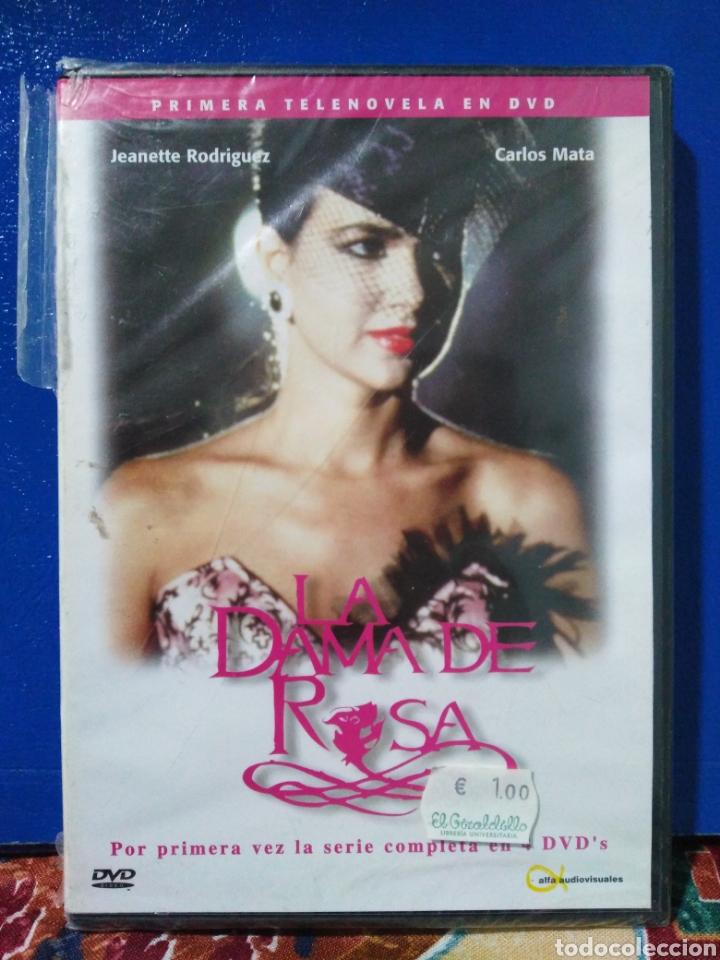 Series de TV: La dama de rosa serie de TV completa ( 228 capítulos ) - Foto 6 - 200827008