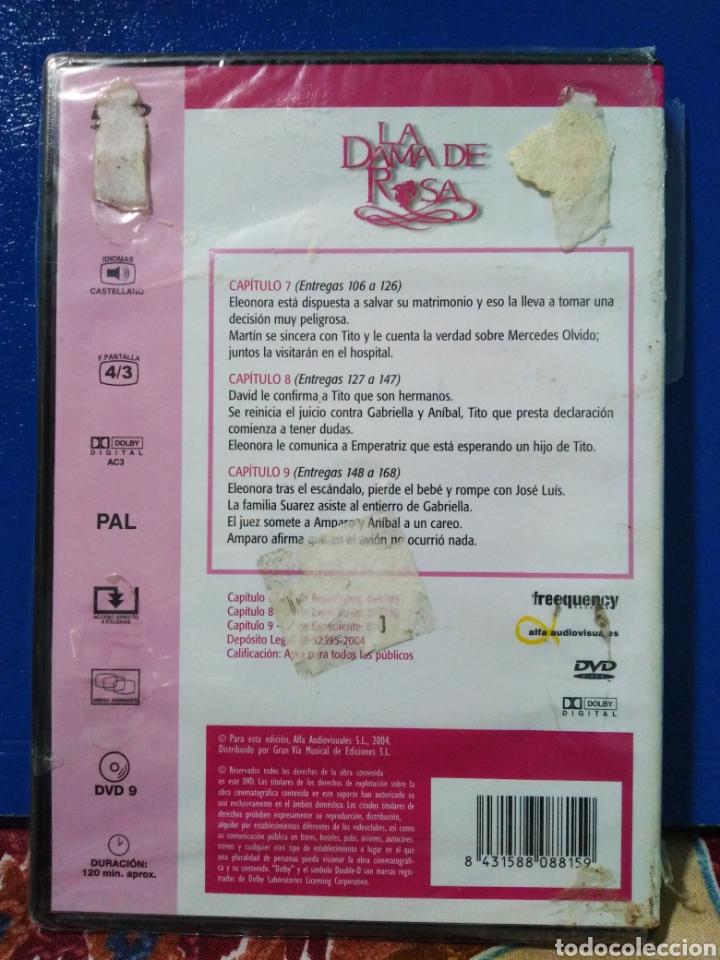 Series de TV: La dama de rosa serie de TV completa ( 228 capítulos ) - Foto 7 - 200827008