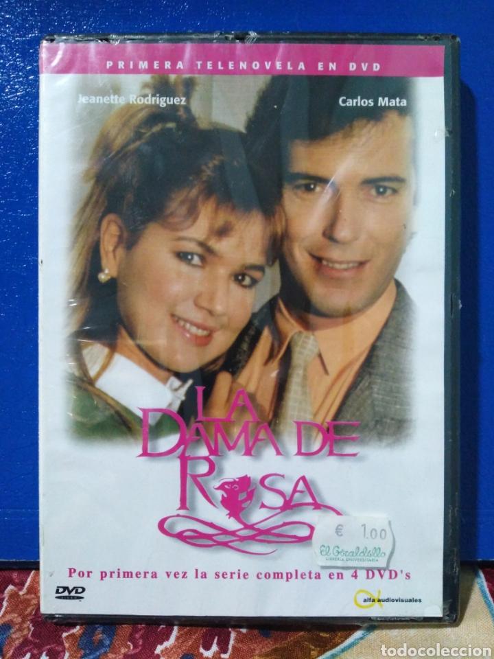 Series de TV: La dama de rosa serie de TV completa ( 228 capítulos ) - Foto 8 - 200827008