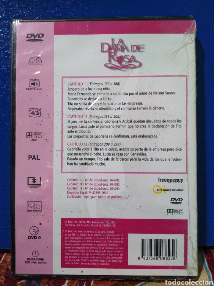 Series de TV: La dama de rosa serie de TV completa ( 228 capítulos ) - Foto 9 - 200827008