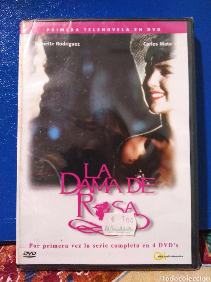 Series de TV: La dama de rosa serie de TV completa ( 228 capítulos ) - Foto 2 - 200827623
