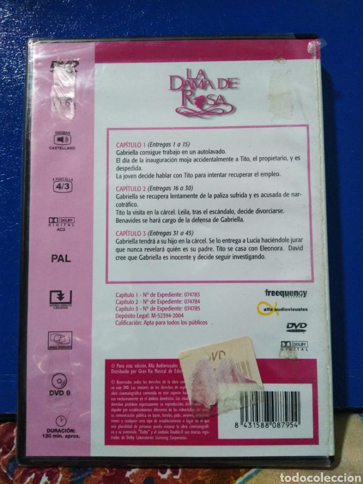 Series de TV: La dama de rosa serie de TV completa ( 228 capítulos ) - Foto 3 - 200827623