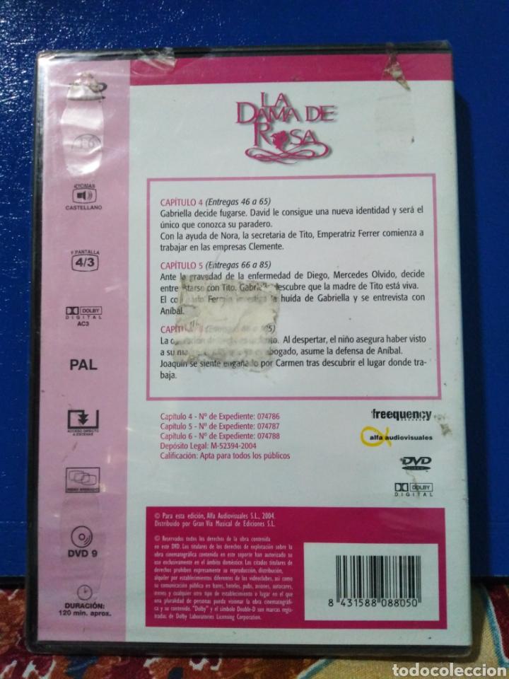 Series de TV: La dama de rosa serie de TV completa ( 228 capítulos ) - Foto 5 - 200827623