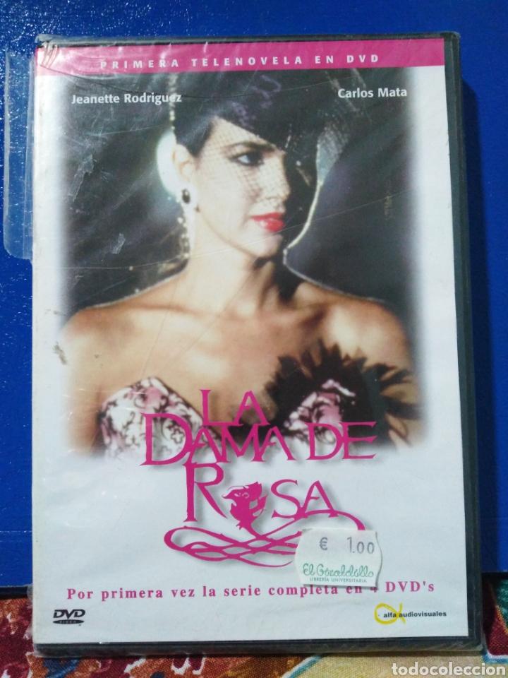 Series de TV: La dama de rosa serie de TV completa ( 228 capítulos ) - Foto 6 - 200827623