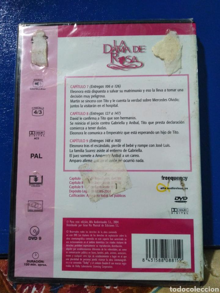 Series de TV: La dama de rosa serie de TV completa ( 228 capítulos ) - Foto 7 - 200827623