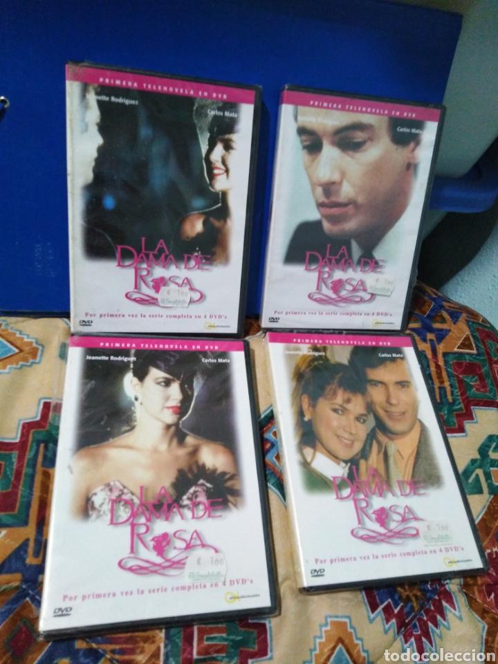 LA DAMA DE ROSA SERIE DE TV COMPLETA ( 228 CAPÍTULOS ) (Series TV en DVD)