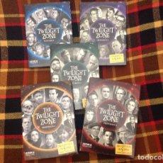 Series de TV: LA DIMENSION DESCONOCIDA COMPLETA 5 TEMPORADAS DVD.. Lote 200881006