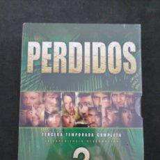Series de TV: PERDIDOS, TERCERA TEMPORADA COMPLETA. SIN DESPRENCISTAR. Lote 201212181
