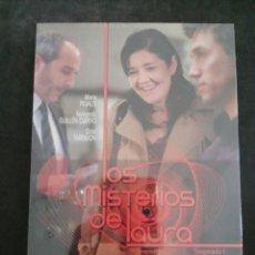 Series de TV: LOS MISTERIOS DE LAURA, TEMPORADA 1. DVD PRESCINTADA. Lote 201216391