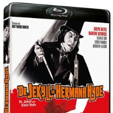 Séries de TV: DR. JEKYLL Y SU HERMANA HYDE (BLU-RAY) (DR. JEKYLL AND SISTER HYDE). Lote 202416250