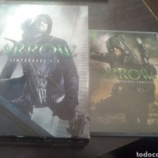 Series de TV: ARROW TEMPORADA 1 A LA 6 COMPLETA. Lote 202773950