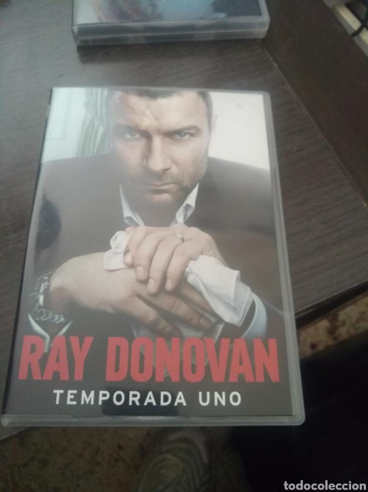 RAY.DONOVAN TEMPORADA UNO (Series TV en DVD)
