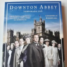 Series de TV: DOWNTON ABBEY, TEMPORADA 1. Lote 203229842