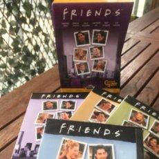 Series de TV: FRIENDS COLECCIÓN 4 DVDS TEMPORADA 4 COMPLETA. EN CAJA. ALGUNOS SIN ABRIR. Lote 203317200