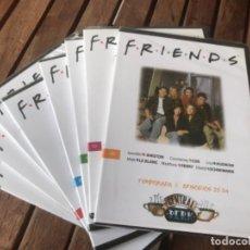 Series de TV: FRIENDS TEMPORADA 1 COMPLETA. EPISODIOS 1-24. 8 DVDS. Lote 203320386