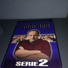 Series de TV: EST 9. A11. . DVD. . LOS SOPRANOS. SERIE 2. 6 DVD. Lote 203326683