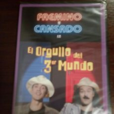 Series de TV: DVDS FAEMINO Y CANSADO. Lote 203547718