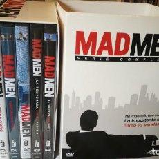 Séries TV: MAD MEN. SERIE COMPLETA EN 8 DVD. A ESTRENAR. 15 HORAS DE EXTRAS.. Lote 203576387