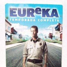 Series de TV: DVD - SERIE EUREKA, PRIMERA TEMPORADA, CUATRO DVD'S. Lote 203837083