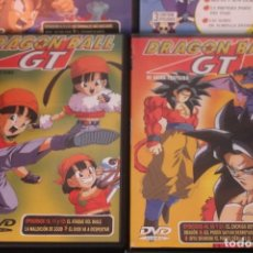 Series de TV: 14 DVD DE LA SERIE DRAGON BALL GT Y 3 DRAGON BALL UNO DE ESTO ESTA PRECINTADO 1 DRAGON BALL Z. Lote 203955402