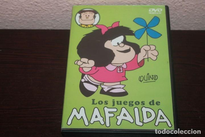 1 PELICULA EN DVD LOS JUEGOS DE MAFALDA AÑO 2003 (Series TV en DVD)