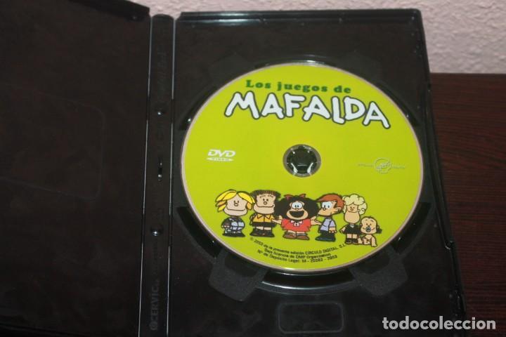 Series de TV: 1 pelicula en dvd los juegos de mafalda año 2003 - Foto 2 - 203957181