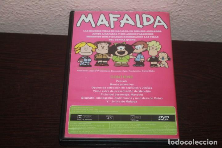 Series de TV: 1 pelicula en dvd los juegos de mafalda año 2003 - Foto 3 - 203957181