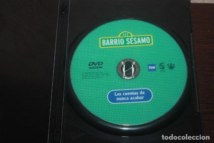 Series de TV: serie en dvd barrio sesamo las cuentas de nunca acabar año 2003 numero 1 - Foto 2 - 203957190