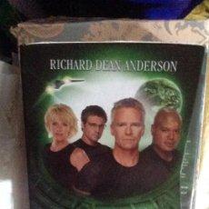 Series de TV: DVD STARGATE TEMPORADA 7. Lote 204419187