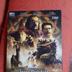Series de TV: EL COLOR DE LA MAGIA (TERRY PRATCHETT) MINISERIE 2 DVD. Lote 204711922