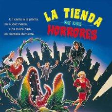 Séries de TV: LA TIENDA DE LOS HORRORES (1986) (LITTLE SHOP OF HORRORS). Lote 204986290