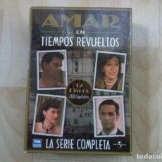 Series de TV: AMAR EN TIEMPOS REVUELTOS, LA SERIE COMPLETA DEL CAPITULO 0 AL 199. Lote 205109291