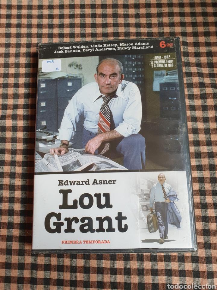 EDWARD ASNER, LOU GRANT, PRIMERA TEMPORADA COMPLETA, 6 DVD, NUEVA PRECINTO NUEVO A ESTRENAR. (Series TV en DVD)