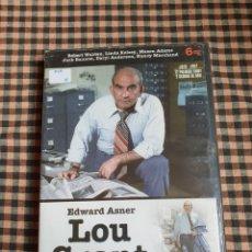 Series de TV: EDWARD ASNER, LOU GRANT, PRIMERA TEMPORADA COMPLETA, 6 DVD, NUEVA PRECINTO NUEVO A ESTRENAR.. Lote 205119282