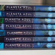 Series de TV: COLECCION DVD PLANETA AZUL LA VIDA EN LOS OCEANOS 7 DVDS COMO NUEVOS AQUITIENESLOQUEBUSCA ALMERIA. Lote 205177007