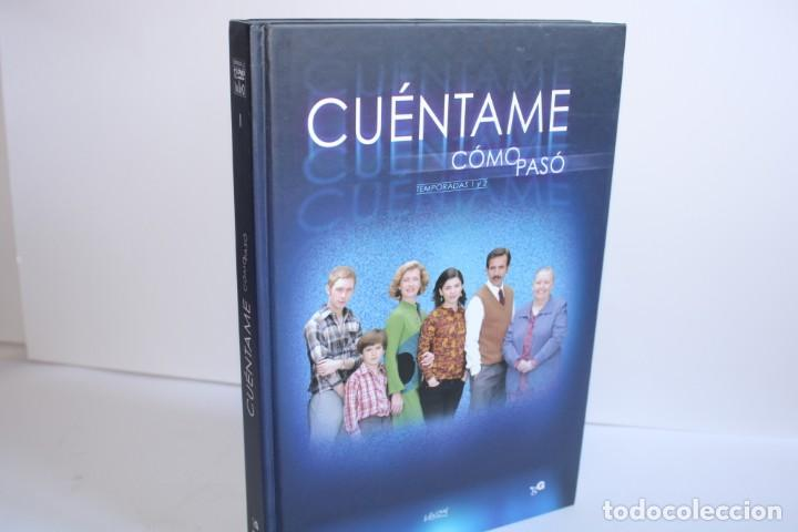 CUENTAME COMO PASO TEMPORADAS 1 Y 2 (Series TV en DVD)