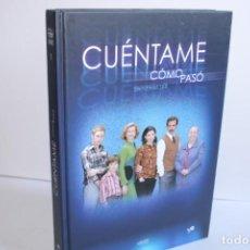 Series de TV: CUENTAME COMO PASO TEMPORADAS 1 Y 2. Lote 205245476