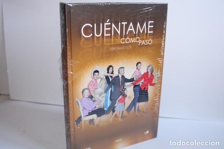 CUENTAME COMO PASO TEMPORADAS 11 Y 12 / SIN DESPRECINTAR (Series TV en DVD)