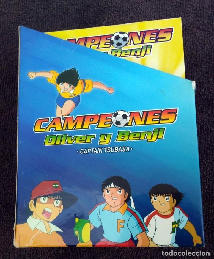 COLECCIÓN CAMPEONES. OLIVER Y BENJI. 32 DVD (Series TV en DVD)