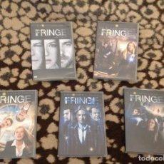 Series de TV: FRINGE COMPLETA LAS 5 TEMPORADAS.. Lote 37021559
